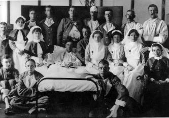 Medical Records WW1 - Scarlet Finders